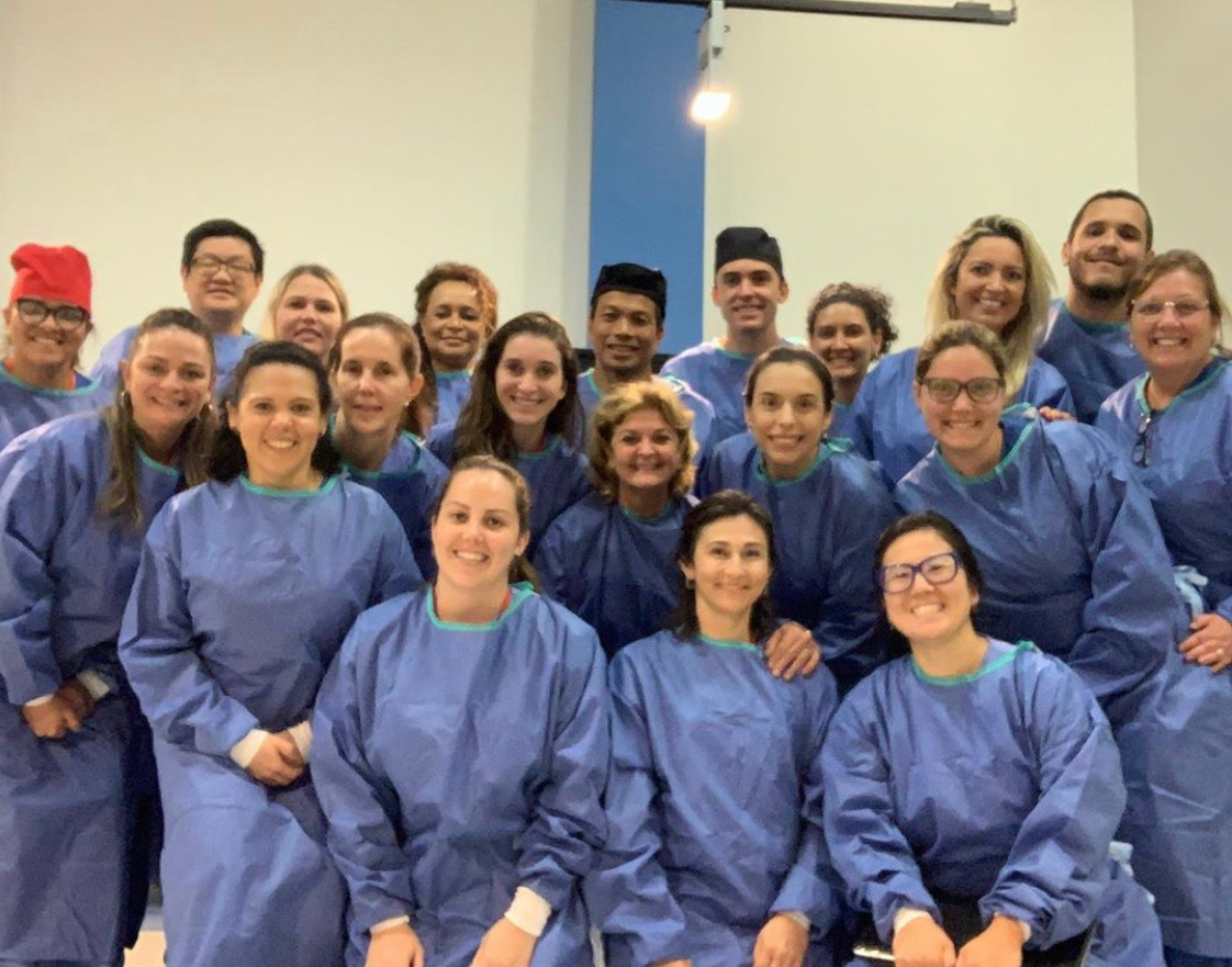 I International Course of Surgery and Therapy of the Hand – Wrist Arthroscopy and Upper Limb Flaps – MARC Institute – Miami.